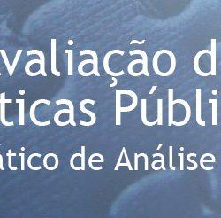 Manual de avaliação de políticas públicas é um primeiro e importante passo do governo federal para montar uma infraestrutura de avaliação de políticas públicas