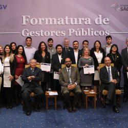 Governo de São Paulo e FGV EESP Clear celebram encerramento do Curso de Aperfeiçoamento para Gestores Públicos