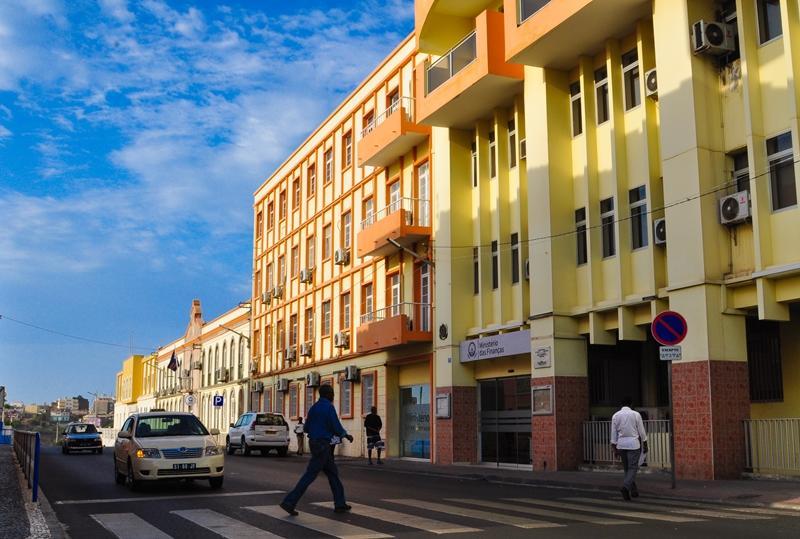 Ministerio das Finanças Cabo Verde