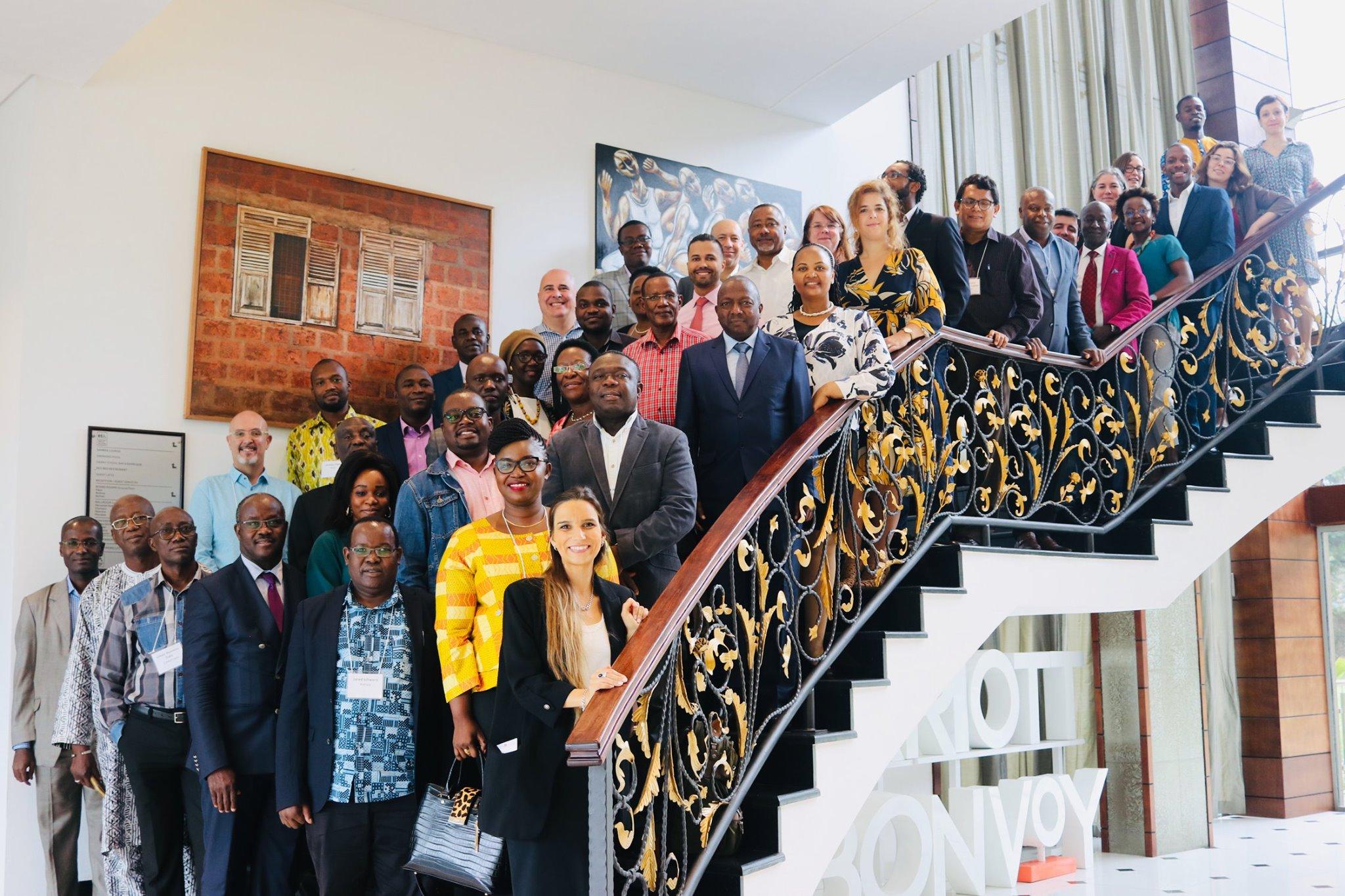 Oficina de planejamento para desenvolver uma abordagem harmonizada de fortalecimento da capacidade de avaliação para o CLEAR na África - 01