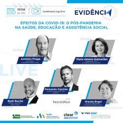 Efeitos da Covid-19: o pós-pandemia na saúde, educação e assistência social
