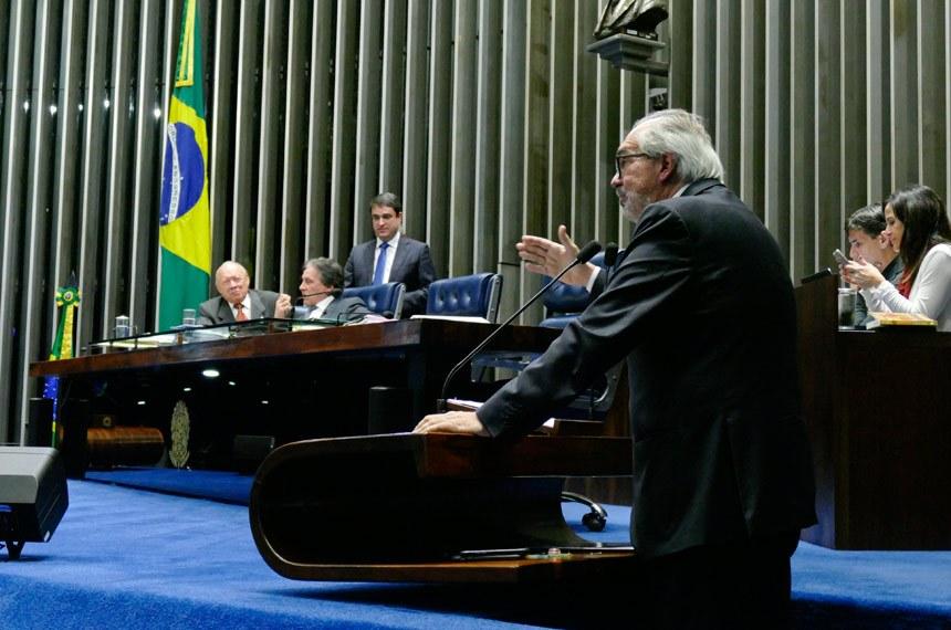 Lei do Senador Roberto Muniz é aprovada em Plenário